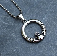 Irish jewelry for men is subtle and meaningful