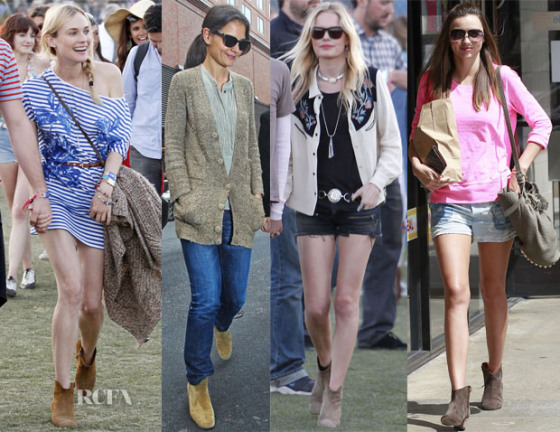 Learn how to wear ankle boots with pants to make a trendy fashion statement