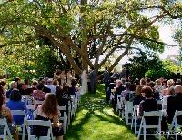Make your garden wedding a dream come true