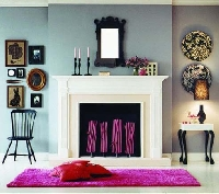 How to decorate a mantel in 5 easy steps