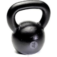 Find out what a kettleball workout for weight loss can do for your physique