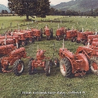 Here is a list of places where you can find resources for tractor collectors