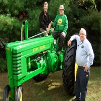 Here is a list of things what you need to restore a vintage tractor