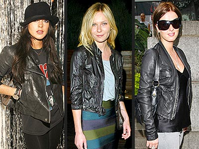 Motorcycle jackets can be worn most anywhere