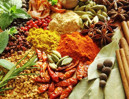 Learning to cook with herbs and spices is an essential kitchen skill