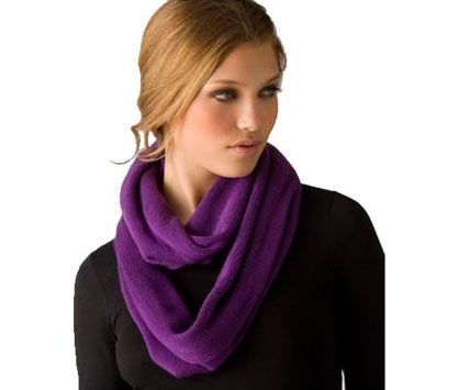 Find out what is the most versatile scarf to wear with your cool weather looks