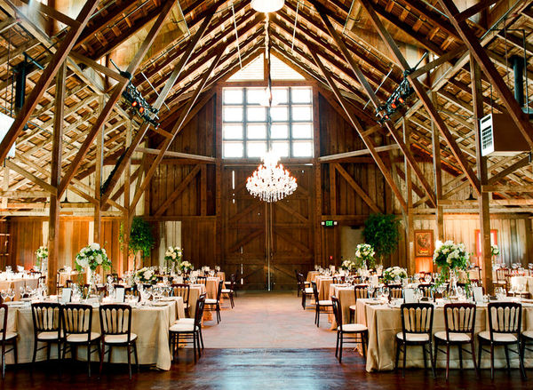 Learn how to plan a barn wedding with an authentic downhome country feel
