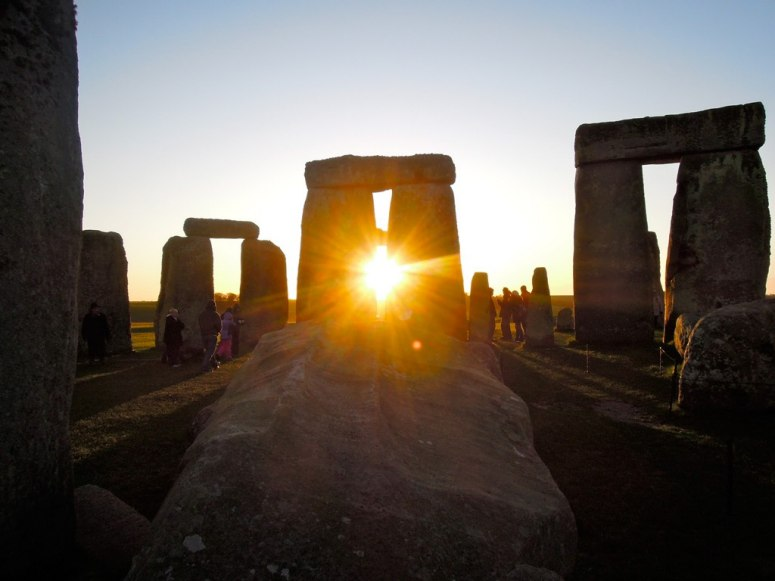Celebrate Winter Solstice - a short day with a very long history