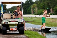 These golf cart safety procedures keep your vehicle convenient, safe and fun