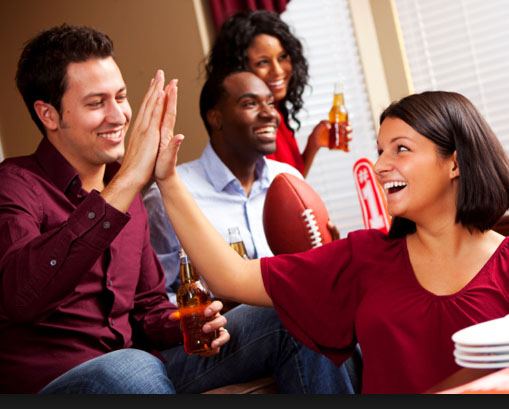 Throw the best Super Bowl party with these easy steps