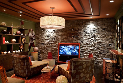 Learn how to decorate a man cave and create the space your guy will love