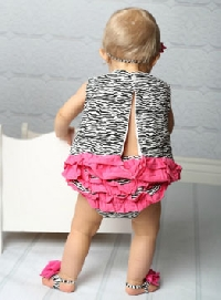 Make a diaper look presentable for going out in public with these tips