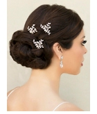 No veil? Wedding hairstyles that work without a traditional bridal headpiece