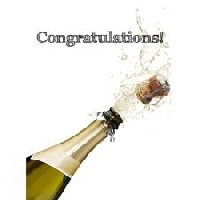 Here are a few ways you can say congratulations with a gift for a job well done