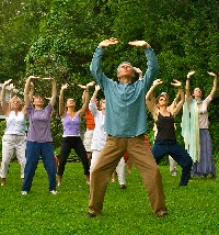 Interested? This is where to find out about Qigong, a gentle exercise