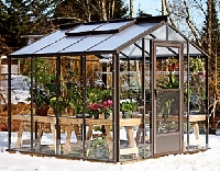 Raising plants in a greenhouse is easy when you follow some basic rules.