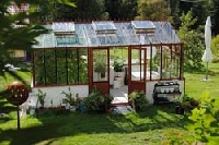 Figuring out where to set up a greenhouse has more to it than you might think!