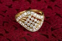 Get more for your money with diamond accent jewelry