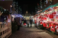 Christmas markets offer distinctive year-round gifts