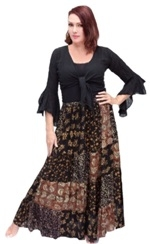 Add flair to your wardrobe with beautiful imported boho fashions