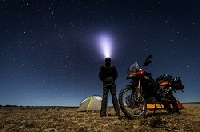 Take the essentials on your motorcycle camping trip
