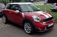 Choose from a wealth of options when personalizing your Mini Cooper