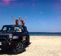 Add to your off-road excursions with a Jeep adventure package