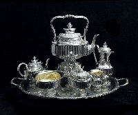 Learn where to shop for antique and pre-owned sterling silver