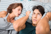 Stop your annoying snoring problems and sleep better