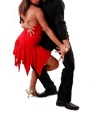 Ballroom dancing is not your old sixth-grade box-step anymore!