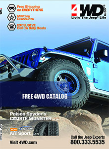 Picture of  from 4Wheel Drive - Jeep Master Catalog catalog