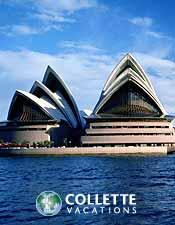 Australia & S. Pacific - Collette (ages 55+)