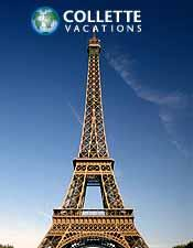 Picture of European & African Vacations from Europe - Collette Vacations (ages 55+) catalog