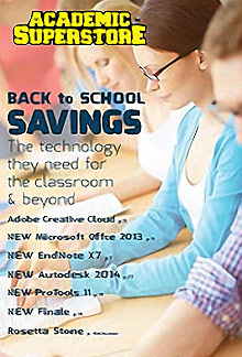 Picture of home school material from Academic Superstore catalog