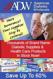 Picture of american diabetes wholesale from American Diabetes Wholesale catalog