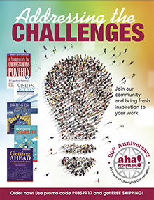 Picture of aha process catalog from aha! Process, Inc. catalog