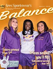 Picture of girls cheerleading uniforms from Balance - Gymnastics & Cheerleading by ARES catalog