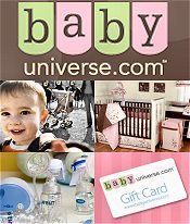 Picture of graco travel systems from Baby Universe catalog
