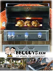 Picture of BBQ guys from BBQ Guys catalog