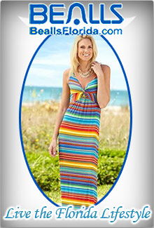 Picture of Bealls department store from Bealls Florida catalog