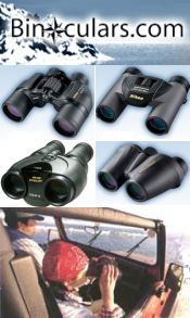 Picture of best binoculars from Binoculars.com catalog