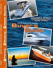 Picture of consumer marine electronics from BoatersWorld.com catalog