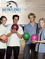 Picture of bowling shirts from Bowling Concepts catalog