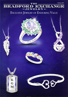 Picture of bradford exchange jewelry from Bradford Exchange - Jewelry catalog