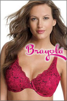 Picture of brayola.com catalog from Brayola catalog
