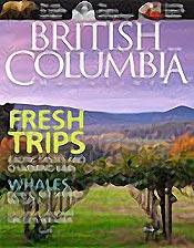 Picture of British Columbia art from British Columbia Magazine Gift Shop catalog