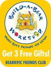 Picture of Build-A-Bear from Build-A-Bear Workshop® Bearrific Friends Club catalog