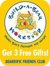 Build-A-Bear Workshop� Bearrific Friends Club