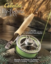 Cabela's Fly Fishing Catalog