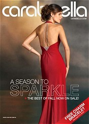 Picture of discount formal dresses from Carabella Wedding - Only at Newport News catalog